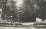 C. Smith's hotel, Vischer Ferry NY