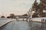 Dolle's Park swimming pool, Rexford, NY