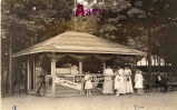 Refreshment Stand, Forest Park, Ballston Lake, NY, c. 1910