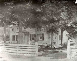 Moses Van Vranken House, near Vischer Ferry, NY, c. 1875