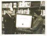 Presentation of Library Charter