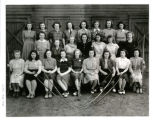 Girl's Archery Team, FHS 1940