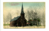 R. C. Church and Rectory , Fayetteville, N.Y.