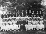 Graduation class of 1932, Fayetteville High School, New York
