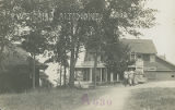 Postcard of Young Women at Summer Camp in Altamont NY