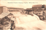 Consolidated Electric Company's Property, Middle Falls, N.Y.