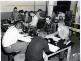 Hudson Valley Technical Institute Laboratory with students