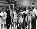 Hudson Valley Community College Lady Vikings, 1993 Basketball Team