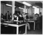 Lab Class (Students at work), Hudson Valley Technical Institute