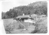 Hurricane Lodge, Juniper Cottage, occupied by Misses May and Ethel Elsworth ca. 1916-1917
