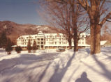 AuSable Club in winter (AuSable Club Album)