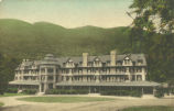 AuSable Clubhouse (postcard) (AuSable Club Album)