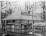 Lake Outlet - Fish fry stand