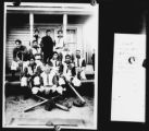 Onondaga Nation: Baseball team, copy stand print