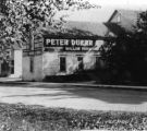 Peter Duerr's willow furniture factory
