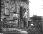 "Onondaga Nation: ""Pounding Corn,"" 1 of 2"