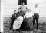 Onondaga Nation: Johnson family