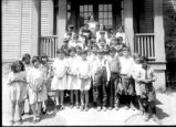 Onondaga Nation: School children, older group
