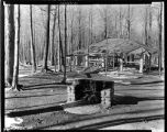 Torbert Picnic Shelter, under construction, 1 of 2