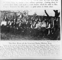 Liverpool Basket Makers Association group photograph