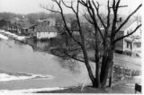 Liverpool - Area of Griffin Field during 1936 flood
