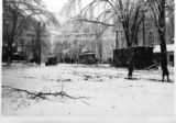 Liverpool - Ice Storm Damage of 1927