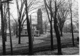 Liverpool - Churches: View across Third Street toward the Presbyterian Church