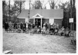 Carpenter's Brook office on dedication day