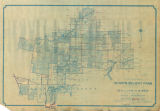 Plan showing Heart's Delight Farm, the property of William H. Miner in the towns of Chazy & Champlain, containing...