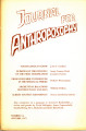 Journal for Anthroposophy 1971 no. 14 Autumn