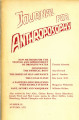 Journal for Anthroposophy 1975 no. 22 Autumn