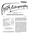 Journal for Anthroposophy 1967 no. 6 Autumn
