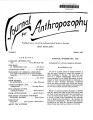 Journal for Anthroposophy 1969 no. 9 Spring