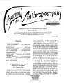 Journal for Anthroposophy 1966 no. 4 Autumn
