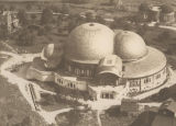 A Photograph of First Goetheanum