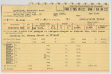 Enlistment Card for Marshall Ross McCullen, 15th NY National Guard in 1947