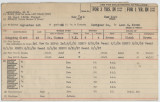 Enlistment Card for Al M Ackerman, 15th NY National Guard in 1937