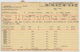 Enlistment Card for James Braxton, 15th NY National Guard in 1928