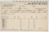 Enlistment Card for Joseph Torres Cruz, 15th NY National Guard in 1943