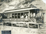 President McKinley's last trolley ride up through the Niagara Gorge