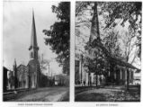 First Presbyterian Church and St. John's Church