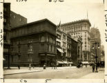 Fifth Avenue looking northwest from 31st St., 1907.