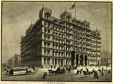 The Fourth Avenue Front, Stewart's Hotel for Working Women.
