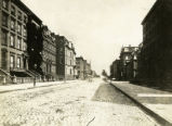34th Street East from Fifth Ave, 1880.