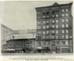 Broadway, between 33rd and 34th Streets - Mutual Bank - Otto Goldsmith, Jewelers - R.M. Haan, Café...