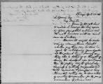 [Letter from Wm. Brackett to L. Spooner, Esq.]