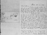 [Letter and envelope from Bela Marsh to Lysander Spooner]
