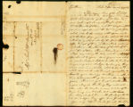 [Letter from Rich'd Adams to Messrs. Saml. & Wm. Vernon]