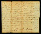 [Deed of Emancipation of James by Elias Primrose]