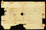 [Letter from Peter Dordin to Messrs. Saml. & Willm. Vernon]